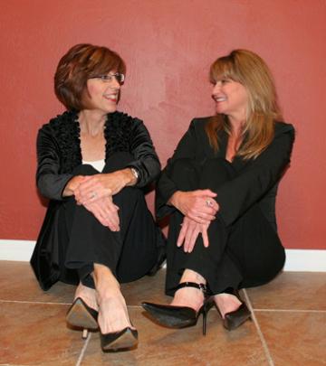 Ruth Gilbert & Dean Smith of Hair Grafix Salon
